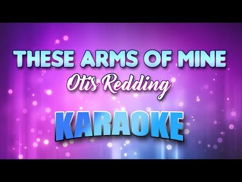 These Arms Of Mine - Otis Redding (Karaoke version with Lyrics)