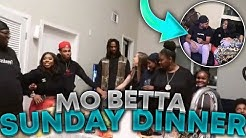MO BETTA SUNDAYS *A GIRL WAS FLIRTING WITH MIKE*