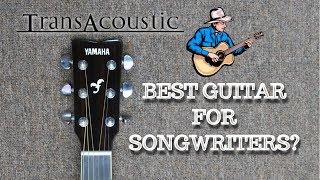 SONGWRITING INSPIRATION: Yamaha Transacoustic FG-TA Acoustic Guitar Demo
