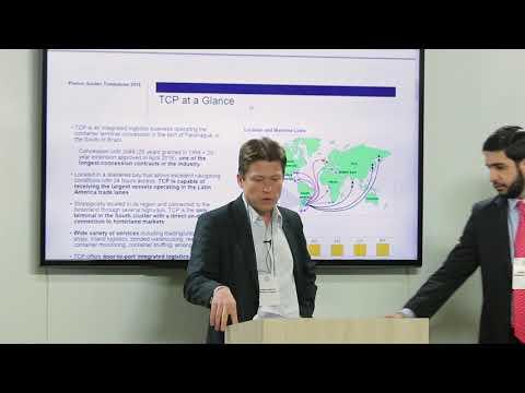Apresentação TCP - Terminal de Containers Advent Internacional