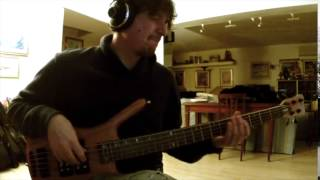 My Personal Cover Bass - Give a little more - Maroon 5