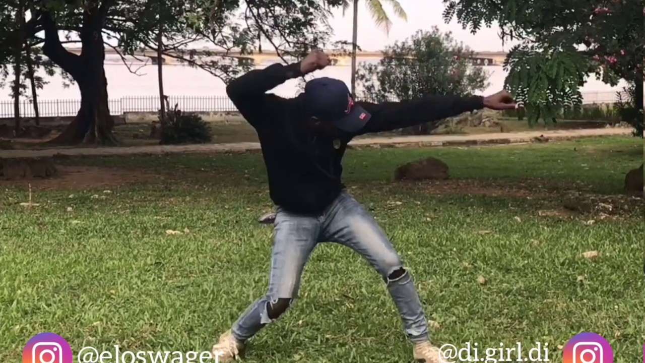 Afro Dance Cypher In Nigeria Is Lit!