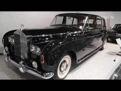 롤스로이스 팬텀 VI  Rolls-Royce Phantom VI  (1969,UK)
