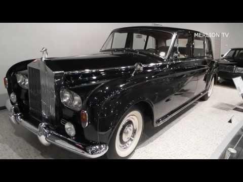 롤스로이스 팬텀 VI  Rolls-Royce Phantom VI  (1969,UK)