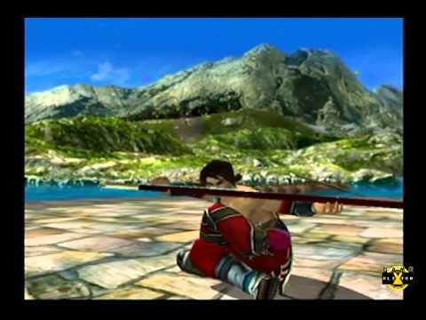 Retro Gaming (Dreamcast): Soul Calibur 1 - Exhibition - Kilik
