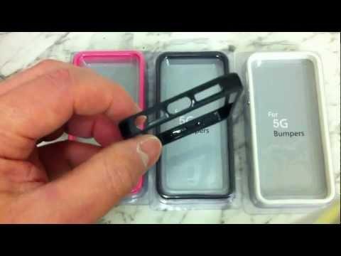 Apple IPhone 5 Bumper Case Review