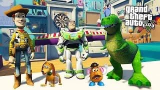 toy story w buzz lightyear woody gta 5 mods