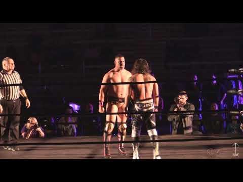 Barrett Brown vs Steve Anthony vs Jordan Len-X