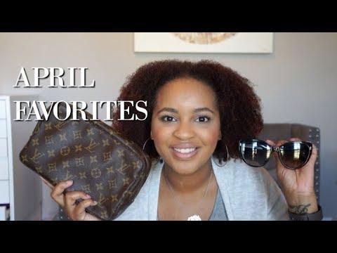 April 2018 Favorites | Beauty & Lifestyle