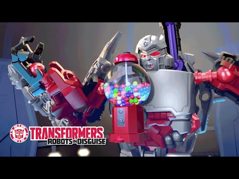 Transformers: Construct-Bots - Intro