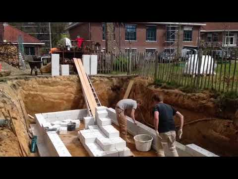 Building an organic pool (DIY)