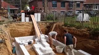 Building an organic pool (DIY)