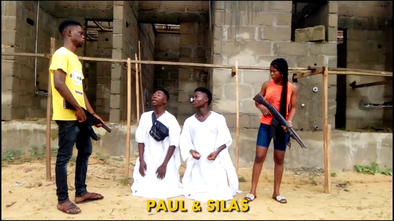 Download PAUL AND SILAS - ITK CONCEPTS