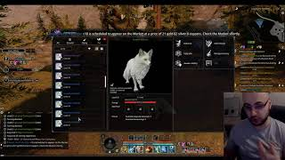 Let's talk about making Legendary pets/mounts. Shop items and rare vs normal taming