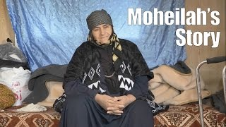 "Moheileh's story: ""Family is all I have left"""