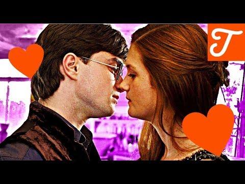 11 Meilleurs Bisous Dans Harry Potter Topsicle Cinéma