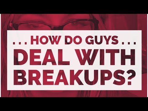 The Truth Of How Guys Deal With Breakups