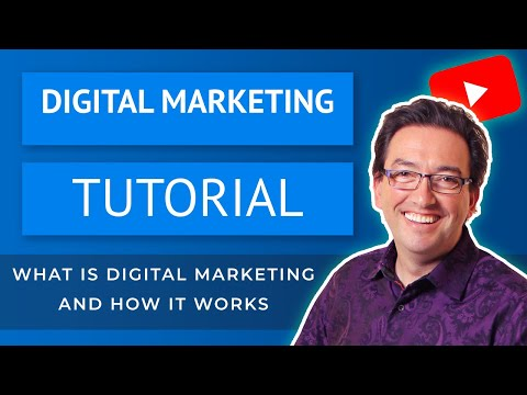 Digital Marketing Tutorial 2014 - Free Tutorial on Internet and Online Marketing Strategy