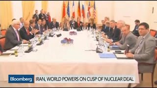 Iran, World Powers on Cusp of Nuclear Weapons Deal