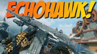 Der Echohawk Doppellauf in Black Ops 4