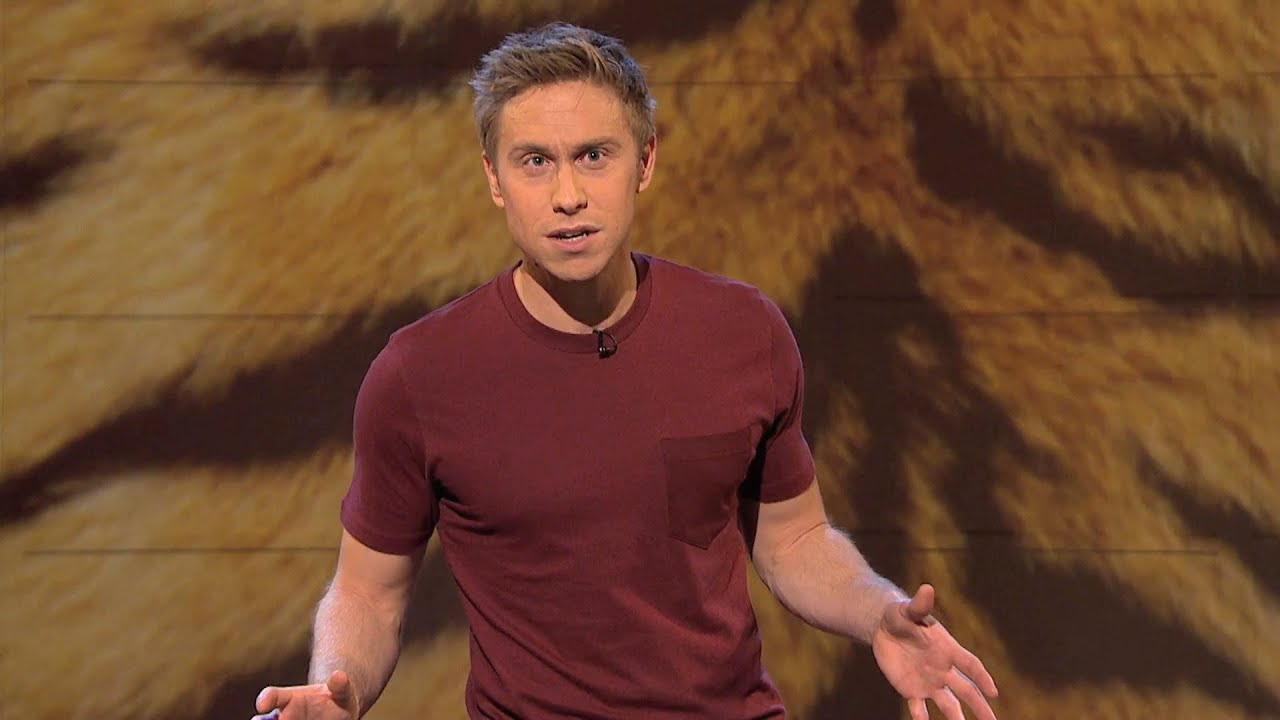 Tiger on the run! - Russell Howard's Good News: Series 9 Episode 5 Preview - BBC Two