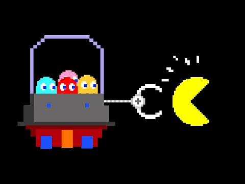 Pac-Man and the Ghosts Maze Mayhem CHALLENGE