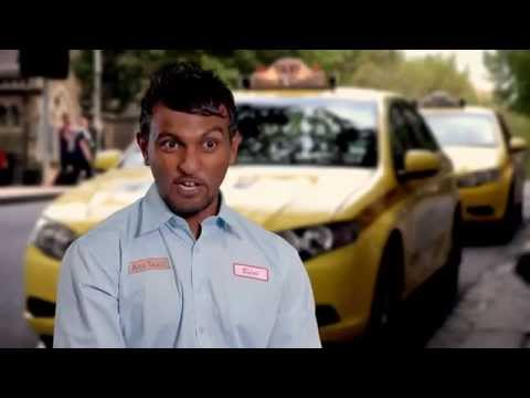 Welcome to The Real Taxi Drivers of Melbourne | LEGALLY BROWN