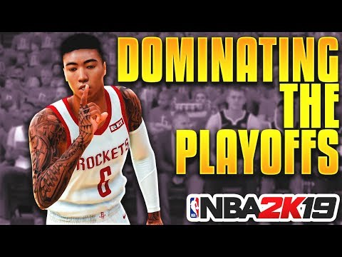 DOMINATING THE PLAYOFFS! BREAKING GOLDEN STATE WARRIORS WIN RECORD! NBA 2K19 MyCareer Ep.24