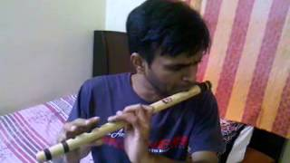 Aawaz do humko hum kho gaye - Dushman Flute