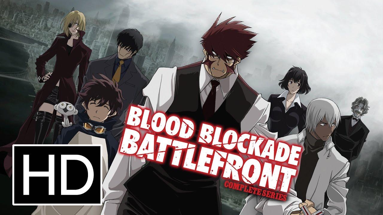 watch blood blockade battlefront and beyond english dub