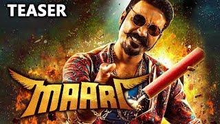 Maari (Maari 2) Official Hindi Dubbed Teaser | Dhanush, Sai Pallavi, Krishna Kulasekaran