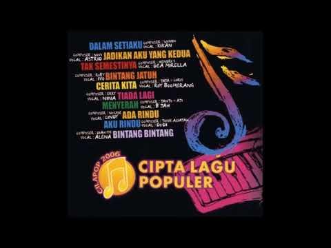 10 Alena - Bintang-Bintang [Album Cilapop II 2006]