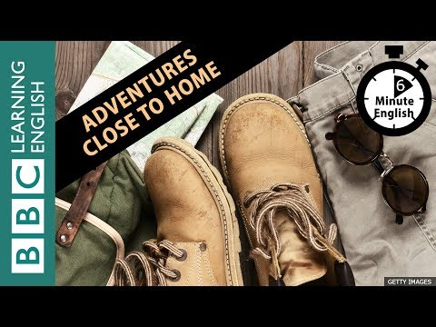 Learn to talk about microadventures in 6 minutes!