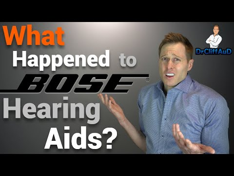 Bose Hearing Aid FAILURE | Why You Will NEVER See BOSE Hearing Aids 😥