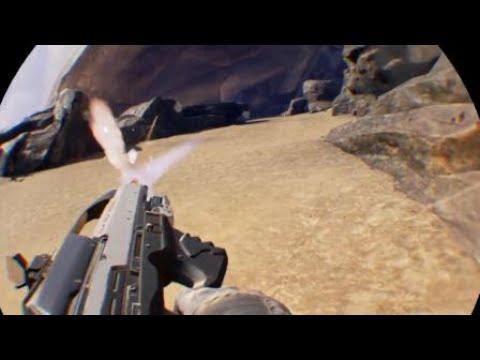 Farpoint VR - VIRTUAL REALITY