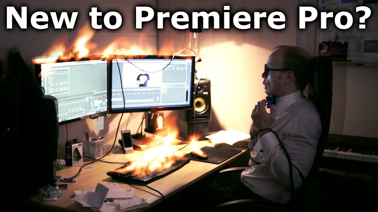 how to premiere pro make movie