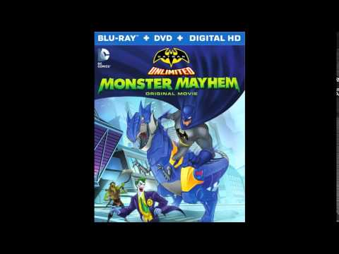 Первый взгляд Batman Unlimited Monster Mayhem 2015