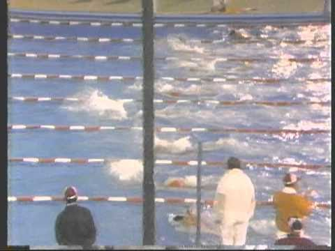 Mark Spitz Wins At 1972 Olympic Trials