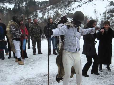 Altering the Mind through Mask, goat skins, dance and bells, primitive shamanism in Eptachori