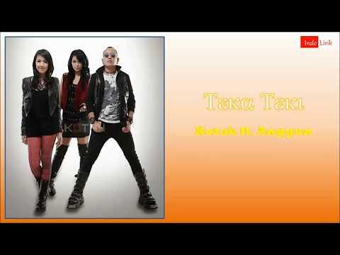 Cover Lagu [Lirik] Kotak feat. Anggun - Teka Teki HITSLAGU