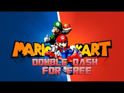 How To Get Mario Kart Double Dash For PC For Free! + Gameplay!