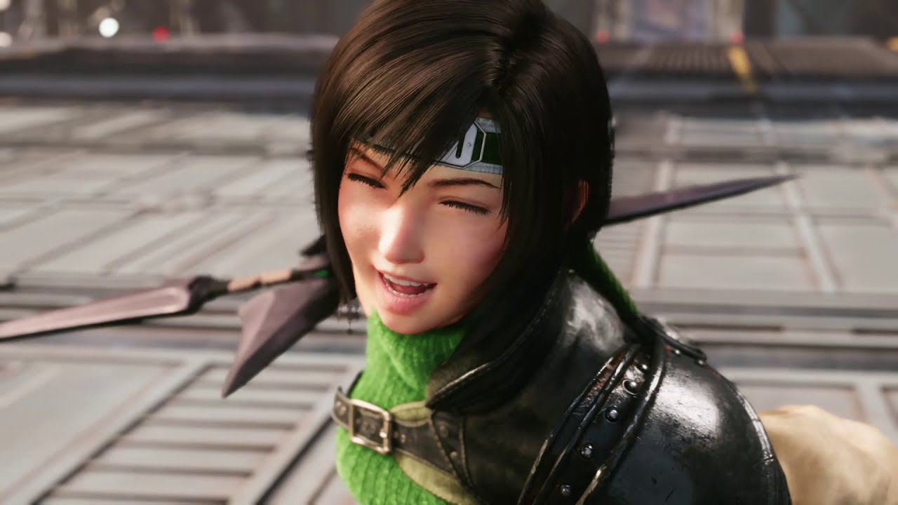 PS5『Final Fantasy VII Remake Intergrade』世代畫面比較影片