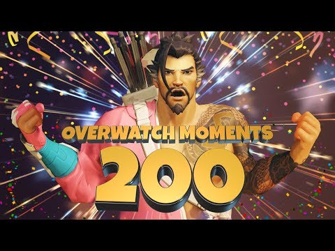 Overwatch Moments #200 thumbnail