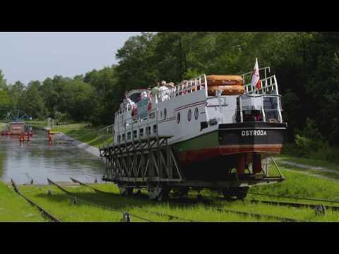 Pomniki Historii (wersja Dłuższa) - Kanał Elbląski, Filtry Lindleya W Warszawie