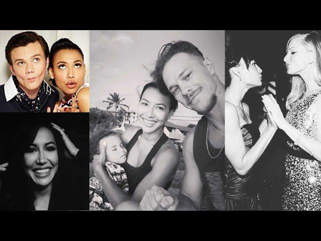 How Naya Rivera\'s Family and Glee Co-Stars Honored Her Birthday
