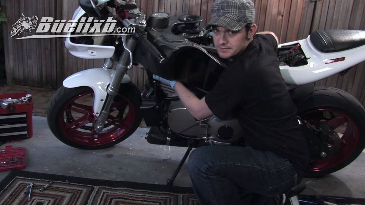 When To Change Spark Plugs >> Buell Motorcycle Spark Plug Change How To Do It Yourself ...