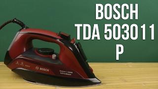 Розпакування Bosch TDA 503011 P