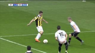 Vitesse - Heracles Almelo 1-1 | 16-04-2016 | Samenvatting
