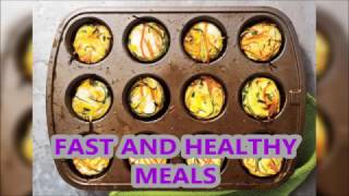 5 HEALTHY MUFFIN TIN RECIPES