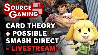Card Theory + Possible Smash Direct (Speculation & Discussion) -Livestream-